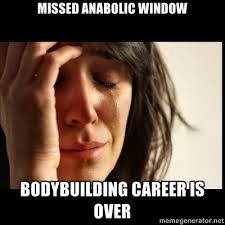 anabolic wondow