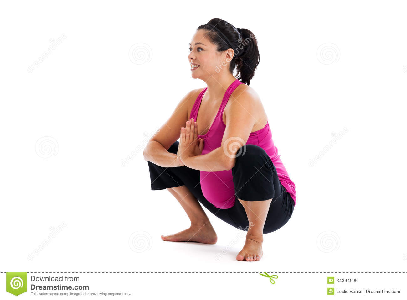 pregnant-woman-squatting-beautiful-fit-hispanic-pose-isolated-white-background-34344995